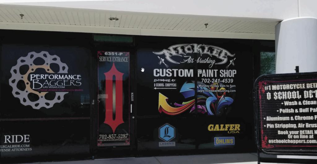 Nick Lee Storefront